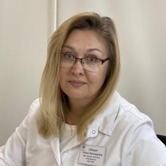 Сабодан Елена Леонидовна