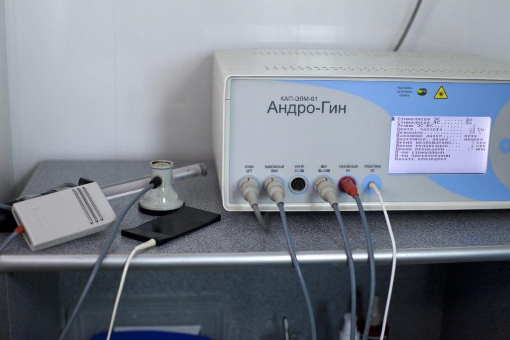 Что такое Андрогин и области его применения в Клинике ЛеВита в Бутово